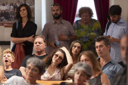 La valigia dell'attore 25 luglio 2019 - Magazzini Ex Ilva - Incontro con Angela Molina, Jacopo Cullin, Francesco Piras