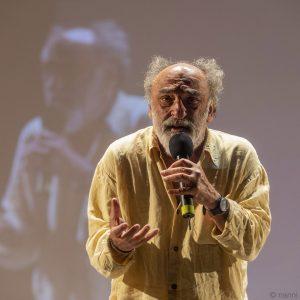 La valigia dell'attore 2019 - 27 luglio - Fortezza I Colmi - Alessandro Haber - foto di Nanni Angeli