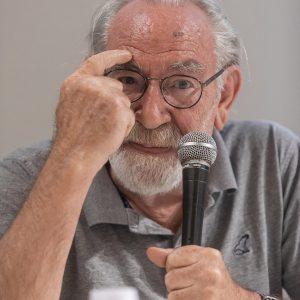 La valigia dell'attore 2019 - 28 luglio - Magazzini Ex Ilva - Renato Carpentieri - foto di Nanni Angeli