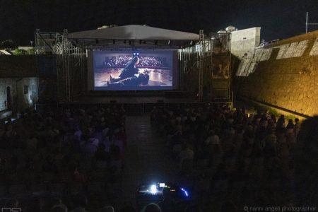 La valigia dell'attore 2019 - 27 luglio - Fortezza I Colmi - foto di Nanni Angeli