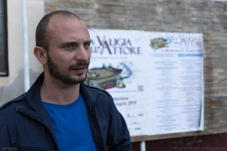 La valigia dell'attore 2019 - 28 luglio - Magazzini Ex Ilva - Giovanni Battista Origo - foto di Nanni Angeli