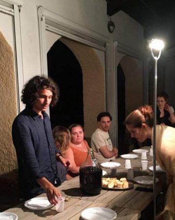 ValigiaLab 2019 – Laboratorio condotto da Carlo Cecchi con la collaborazione del Professor Fabrizio Deriu – Foto di Ugo Buonamici e Giovanna Gravina