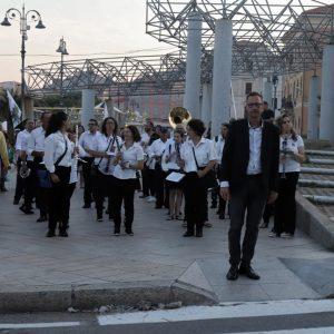 La Valigia dell'Attore – 23 luglio 2019 – Banda in marcia – Foto di Ugo Buonamici