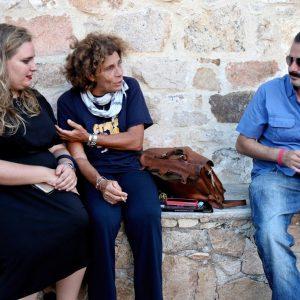 La valigia dell'attore 25 luglio 2019 - Fortezza I Colmi - Foto di Ugo Buonamici