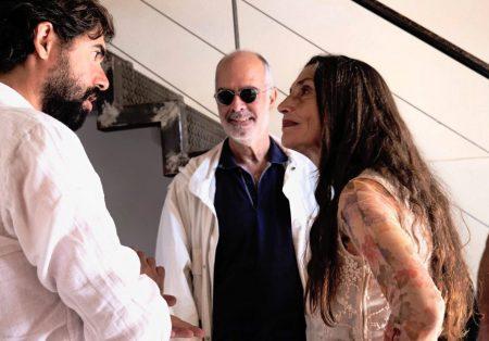 La valigia dell'attore 25 luglio 2019 - Magazzini Ex Ilva - Foto di Ugo Buonamici