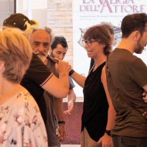 La valigia dell'attore 2019 - 27 luglio - Ex Magazzini Ilva - foto di Ugo Buonamici