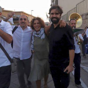 La Valigia dell'Attore – 23 luglio 2019 - Paolo Zucca, Giovanna Gravina e Francesco Piras - Foto di Ugo Buonamici