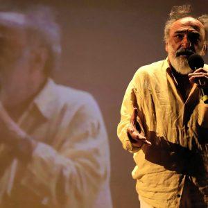 La valigia dell'attore 2019 - 27 luglio - Fortezza I Colmi - Alessandro Haber - foto di Ugo Buonamici