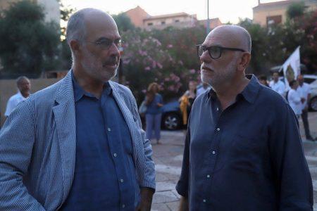 La Valigia dell'Attore – 23 luglio 2019 – Fabio Ferzetti e Fabio Canu – Foto di Ugo Buonamici