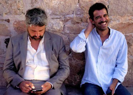 La valigia dell'attore - 24 luglio - Fortezza I colmi - Boris Sollazzo e Jacopo Cullin - foto di Ugo Buonamici