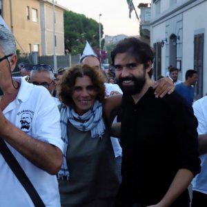 La Valigia dell'Attore – 23 luglio 2019 – Giovanna Gravina e Francesco Piras - Foto di Ugo Buonamici
