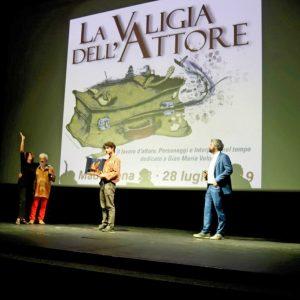 La valigia dell'attore 2019 - 28 luglio - Sala Primo Longobardo - Foto di Ugo Buonamici