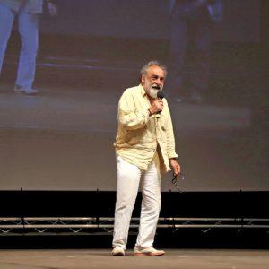 La valigia dell'attore 2019 - 27 luglio - Fortezza I Colmi - Boris Sollazzo, Alessandro Haber, Fabio Ferzetti - foto di Ugo Buonamici