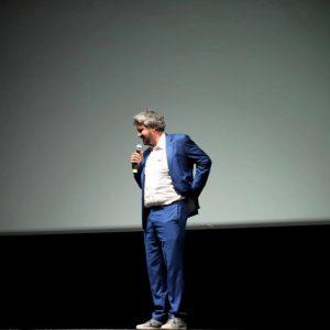 La valigia dell'attore 2019 - 28 luglio - Sala Primo Longobardo - Boris Sollazzo. Foto di Ugo Buonamici