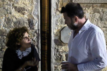 La valigia dell'attore 2019 - 27 luglio - Fortezza I Colmi - foto di Ugo Buonamici