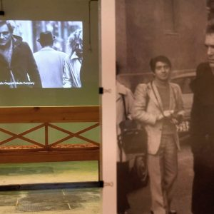 """La valigia dell'attore - 24 luglio - Fortezza I colmi - Mostra fotografica: """"Gian Maria Volonté negli scatti di Marcello Geppetti"""" - foto di Ugo Buonamici"""