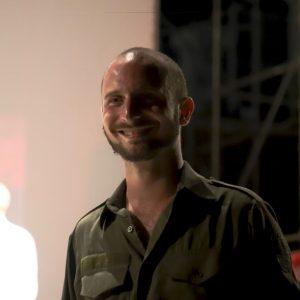 La valigia dell'attore 2019 - 27 luglio - Fortezza I Colmi - Giovanni Battista Origo - foto di Ugo Buonamici