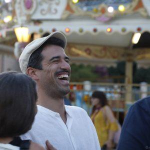 La Valigia dell'Attore – 23 luglio 2019 – Piazza Umberto I – Jacopo Cullin – Foto di Nanni Angeli