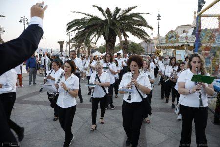La Valigia dell'Attore – 23 luglio 2019 – Banda in marcia - Foto di Nanni Angeli