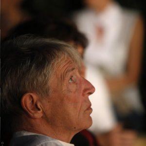 La Valigia dell'Attore – 23 luglio 2019 – Arena La Conchiglia – Carlo Cecchi - Foto di Nanni Angeli