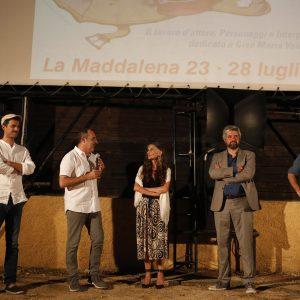La Valigia dell'Attore – 23 luglio 2019 – Arena La Conchiglia – presentazione del film L'uomo che comprò la Luna (2018) - Foto di Nanni Angeli