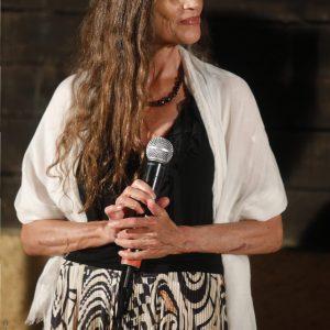 La Valigia dell'Attore – 23 luglio 2019 – Arena La Conchiglia – Angela Molina - presentazione del film L'uomo che comprò la Luna (2018) - Foto di Nanni Angeli