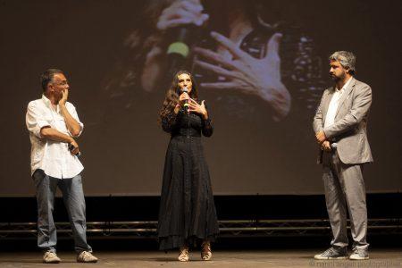 La valigia dell'attore - 24 luglio 2019 - Fortezza I Colmi - Angela Molina - foto di Nanni Angeli