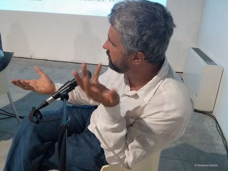 La Valigia dell'attore – 30 luglio 2020 – Fortezza I Colmi – Ore 11.00 - Incontro con Francesco Acquaroli - foto © Giovanna Gravina