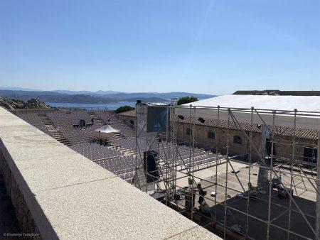 La valigia dell'attore 2020 - 27 luglio - Fortezza I Colmi - Foto di Elisabetta Castiglioni