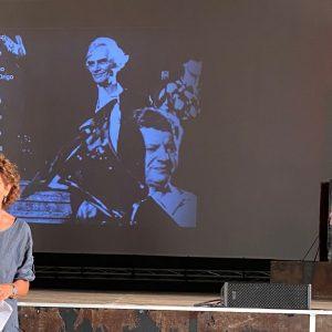 La valigia dell'attore 2020 - 28 luglio - Fortezza I Colmi - Ore 21,15 - Giovanna Gravina - foto Elisabetta Castiglioni