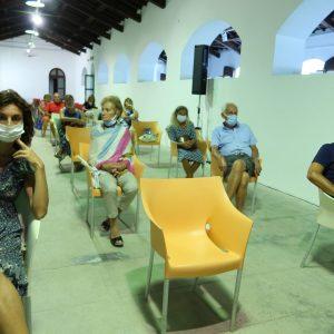 La valigia dell'attore 2020 – 29 luglio – Fortezza I Colmi – Ore 11,00 - Incontro con Gino Lavagetto Iefte Manzotti (Istituto Alcide Cervi) - foto di ©Benedetta Scatafassi