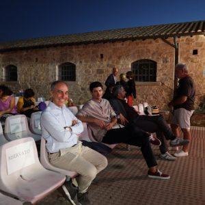 La Valigia dell'attore – 31 luglio 2020 – Fortezza I Colmi – Ore 21.15 - Daniele Luchetti presenta il Valigialab 2020 (insieme ad Andrea Miccichè per NUOVO IMAIE) e introduce la proiezione del suo film Momenti di trascurabile felicità (2019) - foto ©Benedetta Scatafassi