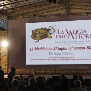 La valigia dell'attore 2020 - 27 luglio - Fortezza I Colmi - Foto di Pier Tommaso Carrescia