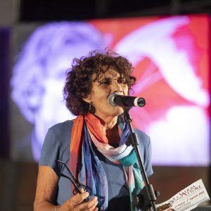 La valigia dell'attore 2020 - 27 luglio - Fortezza I Colmi - Giovanna Gravina - Foto di Nanni Angeli