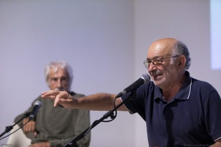La valigia dell'attore 2020 – 29 luglio – Fortezza I Colmi – Ore 11,00 - Incontro con Gino Lavagetto Iefte Manzotti (Istituto Alcide Cervi) - foto di ©Nanni Angeli