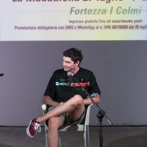 La Valigia dell'attore – 1 agosto 2020 – Fortezza I Colmi – Ore 11,00 - Incontro con Daniele Luchetti, Luca Filippi - foto ©Nanni Angeli