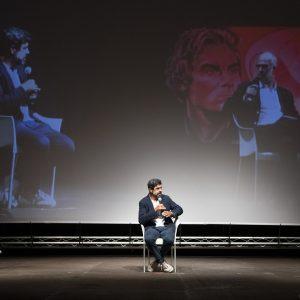 La Valigia dell'attore – 1 agosto 2020 – Fortezza I Colmi – Ore 21,15 - Incontro con Pierfrancesco Favino a cura di Fabio Ferzetti - foto ©Nanni Angeli