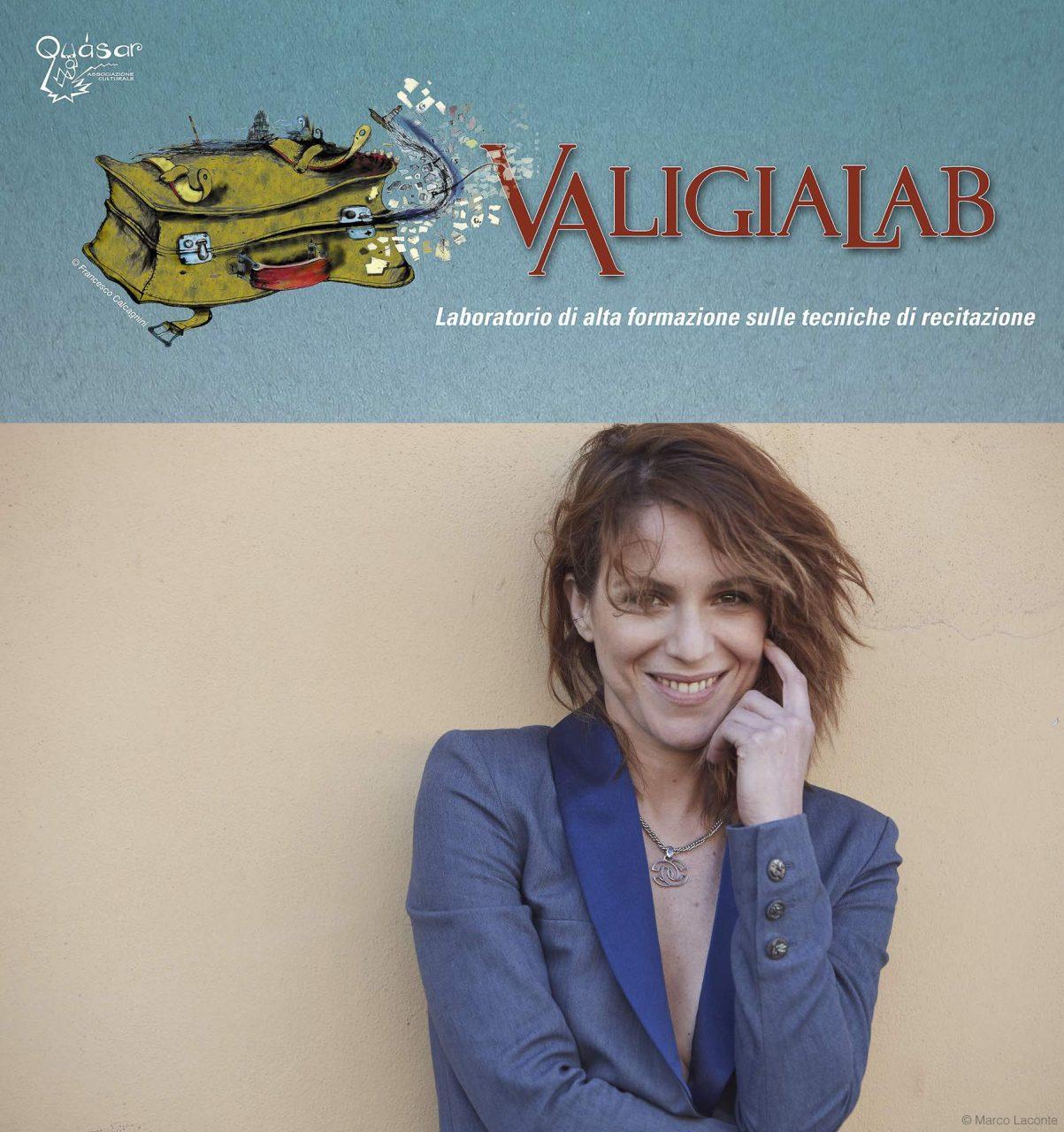 Isabella Ragonese tutor del ValigiaLab 2021 2 – 9 agosto