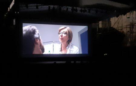 La Valigia dell'attore – 30 luglio 2021 – Fortezza I Colmi – proiezione del film Cosa Sarà - foto ©Giovanna Gravina