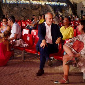 La Valigia dell'attore – 30 luglio 2021 – Fortezza I Colmi – Ore 21,15 - Fabio Ferzetti e Raffaella Lebboroni - foto ©Ugo Buonamici