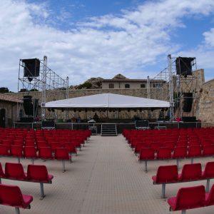 La Valigia dell'attore – 28 luglio 2021 – Fortezza I Colmi – foto ©Ugo Buonamici