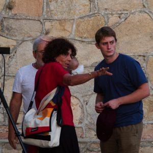 La Valigia dell'attore – 28 luglio 2021 – Fortezza I Colmi – Staff - foto ©Ugo Buonamici