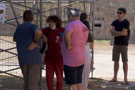 La Valigia dell'attore – 30 luglio 2021 – Fortezza I Colmi – Ore 11,00 - foto ©Ugo Buonamici