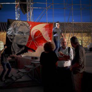 La Valigia dell'attore – 31 luglio 2021 – Fortezza I Colmi – Ore 21,15 - foto ©Ugo Buonamici