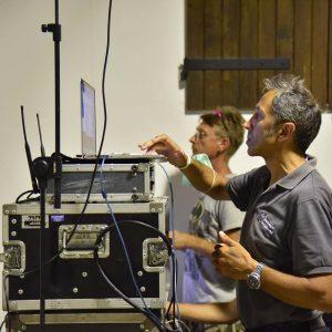 La Valigia dell'attore – 31 luglio 2021 – Fortezza I Colmi – Ore 11,00 - staff - foto ©Fabio Presutti