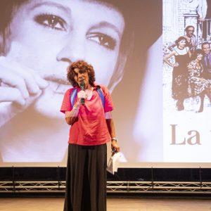 La Valigia dell'attore – 28 luglio 2021 – Fortezza I Colmi – Giovanna Gravina - foto ©Nanni Angeli