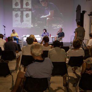 La Valigia dell'attore – 30 luglio 2021 – Fortezza I Colmi – Ore 11,00 - Incontro con Alessandro Codina - foto ©Nanni Angeli