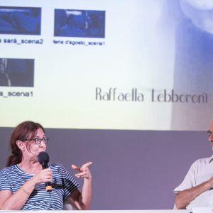 La Valigia dell'attore – 31 luglio 2021 – Fortezza I Colmi – Ore 11,00 - Incontro con Raffaella Lebboroni - foto ©Nanni Angeli