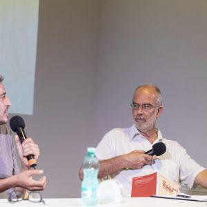"""La Valigia dell'attore – 31 luglio 2021 – Fortezza I Colmi – Ore 11,00 - Incontro con Pif presentazione del libro """"Io Posso"""" - foto ©Nanni Angeli"""