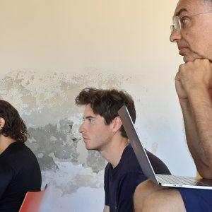 Valigialab 2021 – giorno 6 Laboratorio residenziale gratuito sulle tecniche di recitazione condotto da Isabella Ragonese con la collaborazione di Fabrizio Deriu e Giuseppe Sangiorgi - ph ©Giovanna Gravina